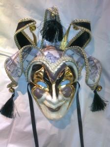Widdershins Mask